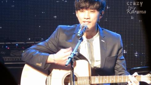 B1A4 NYC Jinyoung 8