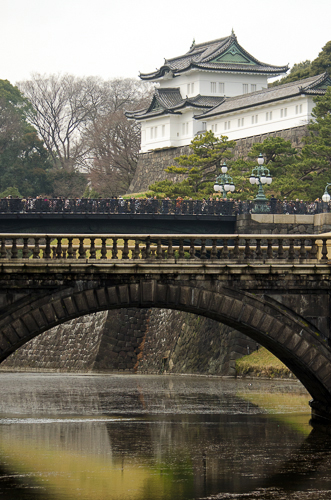 Bridge at the Imperial Palace