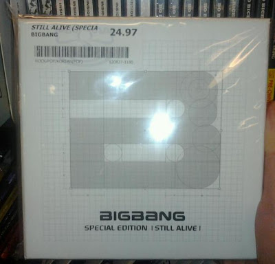 bigbang cd