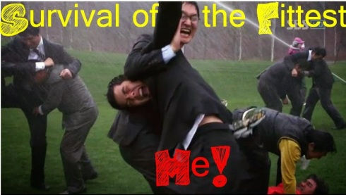 KDRAMA SURVIVAL OF THE FITTEST
