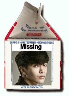 milk carton 2_Lee Min Ki