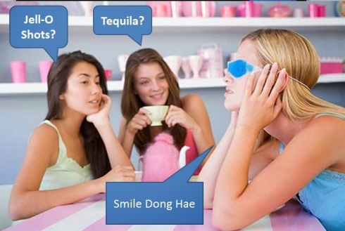 Smile dong hae 2